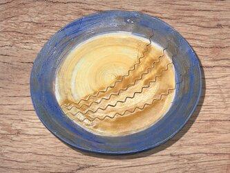 [送料込] ART・ランチ皿1枚の画像