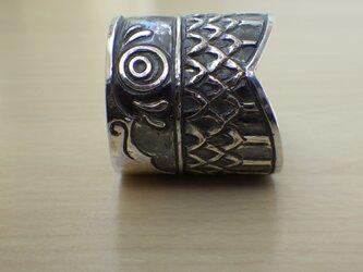 鯉幟のリングの画像