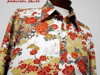 サムライシャツ Samurai Shirt MS-141/XLの画像