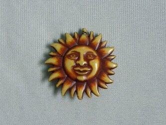 アクセサリーパーツ(太陽) 7489の画像