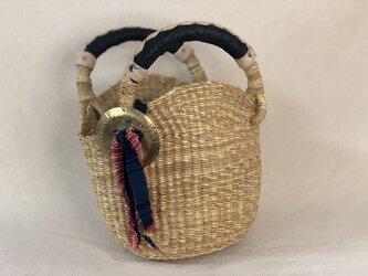 真鍮のバッグチャーム 01の画像