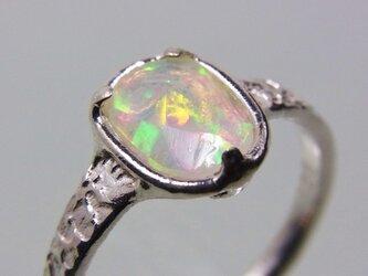 オパール リング * Opal Ring Vlllの画像
