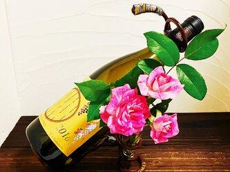 ワインホルダー(大)ワインボトル750ml用の画像