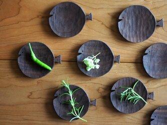 魚の豆皿[Φ70]の画像