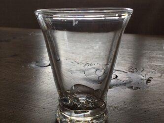 ギャザーボトム ミニグラスの画像