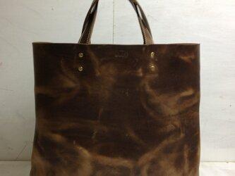 クロムエクセルレザートートバッグの画像