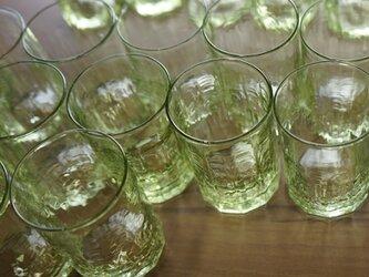 いぐさガラスのタンブラー(小)の画像