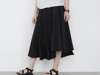 Pechu skirt / blackの画像