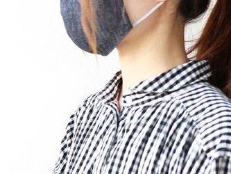 児島デニムのマスク【男女兼用】の画像