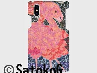 《相棒》iPhoneケース/スマホケース/フラミンゴの画像