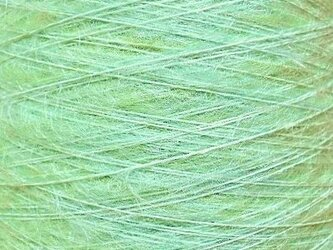 キッドモヘヤ糸 ミックスカラ―  107 gの画像