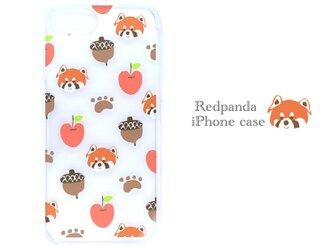 レッサーパンダ iphone/スマホハードケース ブランド/リトルアニマル キャラクター/グッズ 携帯 IPHONE モバイルの画像