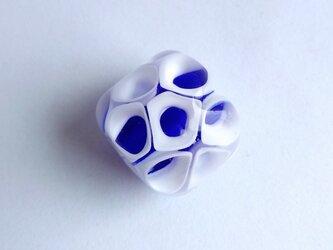 同心円玉の画像
