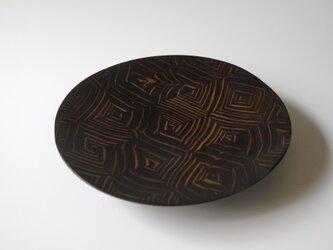 【一点物】19cm平皿/ (6.5/M flat plate:5817)の画像