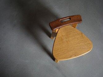 おにぎりこども椅子の画像