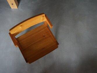 くるみの椅子の画像