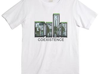 [Tシャツ] coexistenceの画像