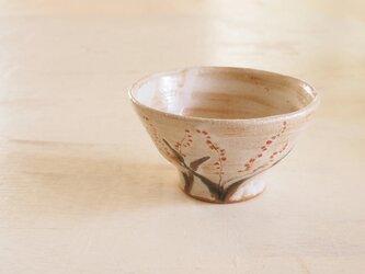 音の鳴るメシ碗「ネジバナ」の画像