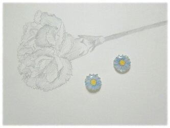 小花のピアスーⅠの画像