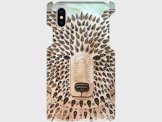 《出会い》iPhoneケース/スマホケース/クマ/ヒグマの画像