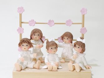 かわいい子ども達の画像