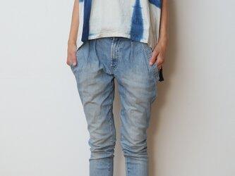 【宝島染工コラボモデル】fuwa-T SHORT cotton100の画像