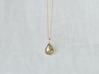 Komorebi Drop Diamond Necklaceの画像