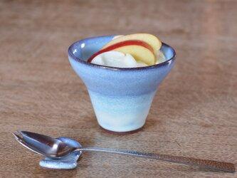 YuRa デザートカップ[雪の青]の画像