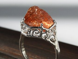 サンストーン リング * Sunstone Ringの画像