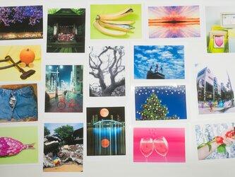 Lサイズの写真・アートな作品17枚セット(L017)の画像