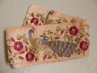インド製刺繍リボン 7516の画像