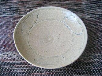 伊賀灰 中皿の画像