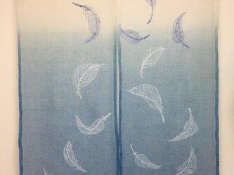 天使の羽根・暖簾&タペストリーの画像