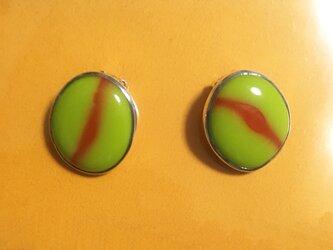 Earringsーglassの画像
