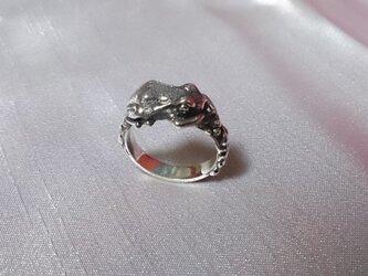 蛙リング(女性用)の画像