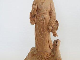 仏像1-03 夫人像の画像