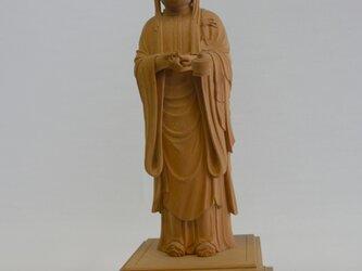 仏像1-25 聖徳太子孝養像の画像
