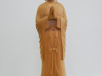 仏像1-27 日光菩薩立像の画像