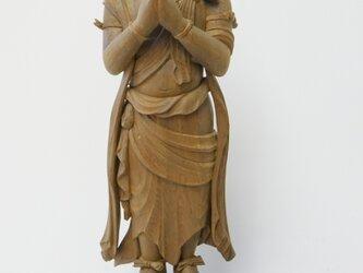 仏像1-29 衿羯羅童子の画像