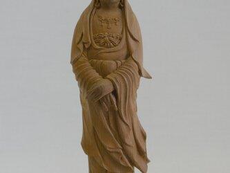仏像1-30 白衣観音の画像