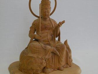 仏像1-34 文珠菩薩坐像の画像