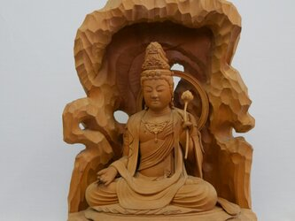 仏像1-40 岩宅観音の画像