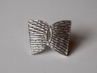 ブローチ(銀彩) 蝶-7の画像