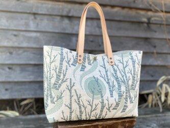 Tote bag  [Birch Tree ]の画像