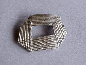 ブローチ(銀彩) L-7の画像