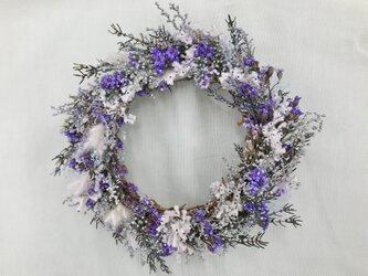 ミニリース Purpleの画像