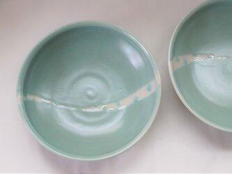 水玉中鉢の画像