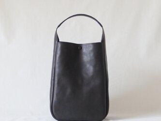 ワンハンドルトートバッグ【cowbell】総手縫いの画像