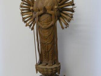 仏像1-09 千手観音の画像