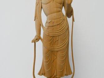 仏像1-12 月光菩薩の画像